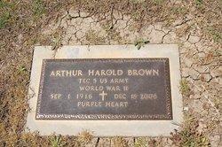 Arthur Harold Brown