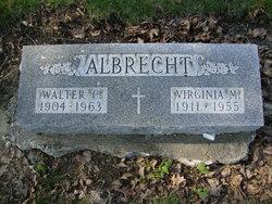 Virginia M Albrecht