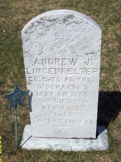 Andrew Jackson Lingenfelter