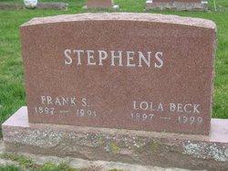 Lola Coe <i>Beck</i> Stephens