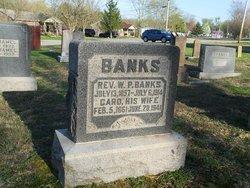 Rev William Petway Banks