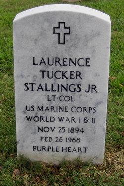 Laurence Tucker Stallings
