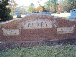 Sallie <i>Hubbard</i> Berry