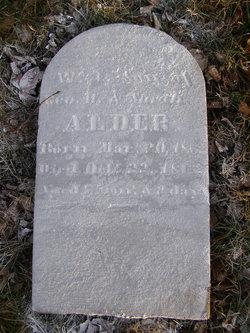 William R Alder