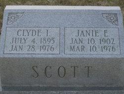 Janie E. <i>Strand</i> Scott