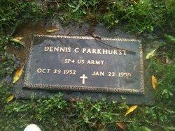 Dennis C Parkhurst