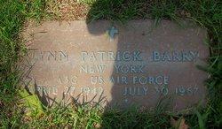 Lynn Patrick Barry