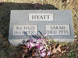 Sarah <i>Rumley</i> Hyatt