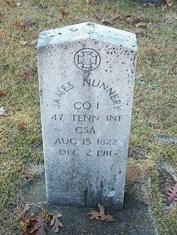 James Nunnery