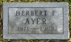Herbert F Ayer