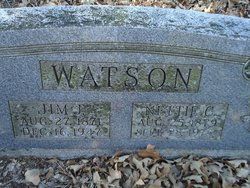 Nettie C. <i>Yerby</i> Watson