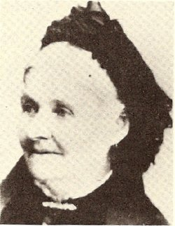 Susannah Ann <i>Sewell</i> Hawkins