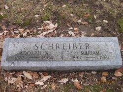 Adolph A. Schreiber