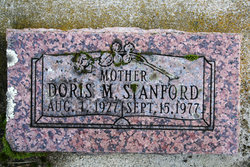 Doris M. Stanford