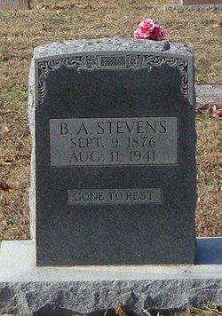 Benjamin Allen Stevens