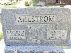 Serepta Matilda <i>Jolley</i> Ahlstrom