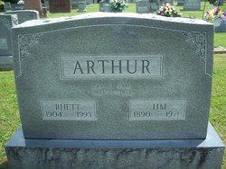 Rhett Johnson Arthur
