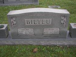 Minnie B <i>Thompson</i> Bilyeu