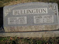 Emily Jane <i>Souders</i> Bullington