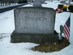 Ellen Jane Nellie <i>McAuliffe</i> Cinnamon