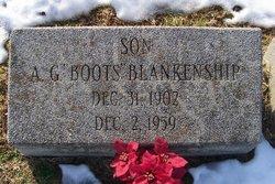 A. G. Boots Blankenship