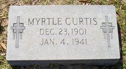 Myrtle Alice <i>Curtis</i> Brock