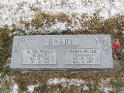 Norman Vincent Barry