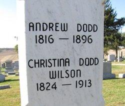Christina <i>Wilson</i> Dodd