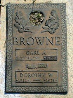 Dorothy <i>Whitaker</i> Browne