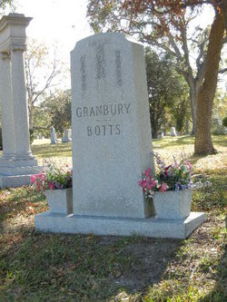 Ruth <i>Granbury</i> Botts
