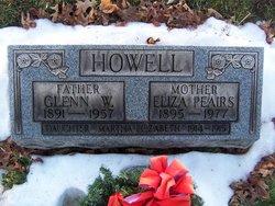 Eliza Harriet <i>Peairs</i> Howell
