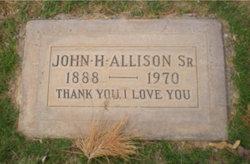 John H. Allison, Sr