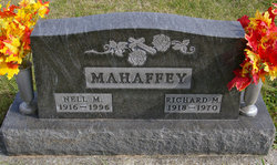 Richard M Mahaffey