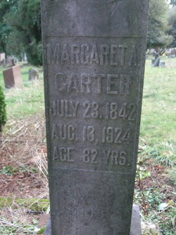 Margaret A. Carter