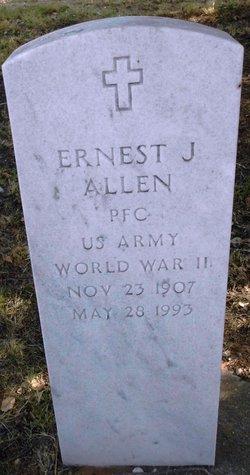 Ernest J. Allen