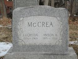 Anson Burlingame McCrea