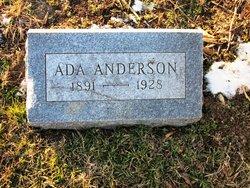 Ada Anderson