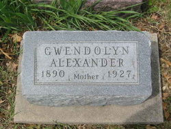 Gwendolyn <i>Jones</i> Alexander