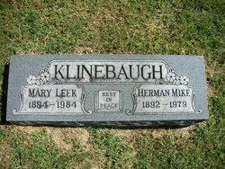 Mary <i>Billings</i> Klinebaugh