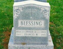 Frances Mary <i>Miller</i> Blessing