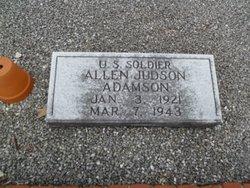 Allen Judson Adamson