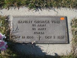 Ernest George Vine, Sr
