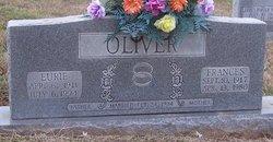 Mrs Mary Frances <i>King</i> Oliver