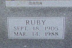 Ruby Barnes