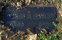 Agnes H. Bayley