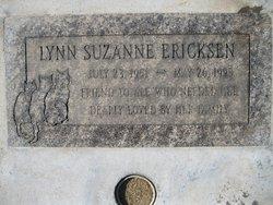 Lynn Suzanne Ericksen