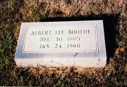 Albert Lee Booth