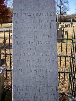 Thomas Crutcher
