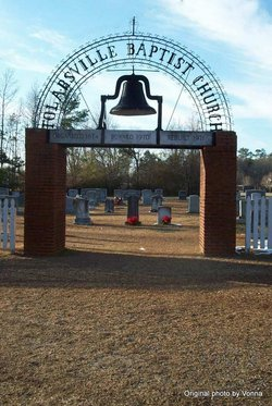 Tolarsville Baptist Church Cemetery