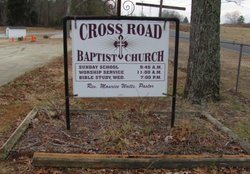 Cross Road Baptist Church Cemetery